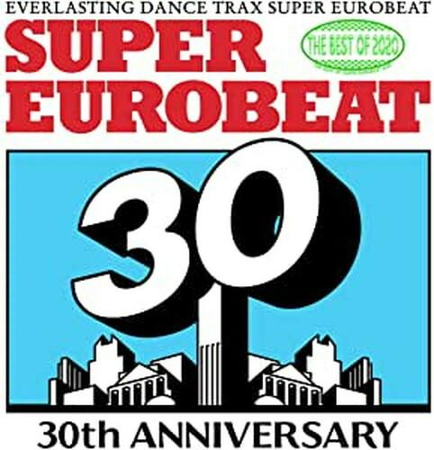 Best Of Super Eurobeat 2020 (30th Anniversary Edition) [Import]