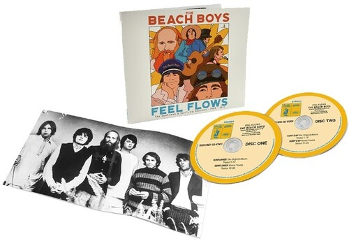 Feel Flows  The Sunflower & Surf's Up Sessions 1969-1971 [2 CD]