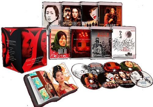 Collaborations: The Cinema of Zhang Yimou & Gong Li [Import]