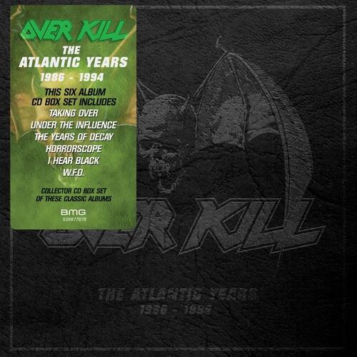 The Atlantic Years: 1986-1994 (6CD Boxset) [Explicit Content]