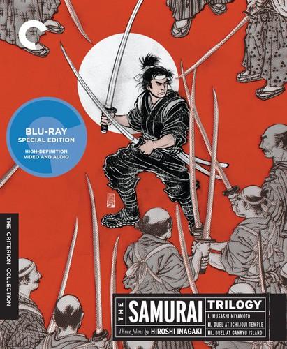 Criterion Collection: Samurai Trilogy