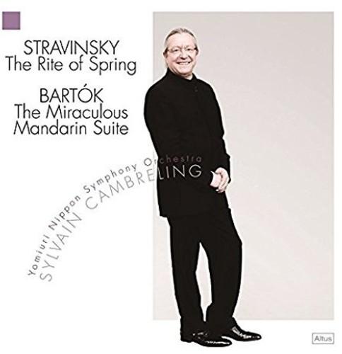 Rite of Spring & Miraculous Mandarin Suite