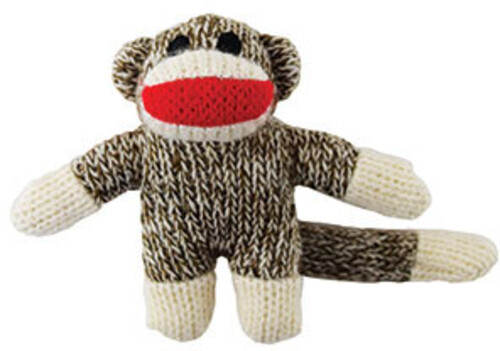 WORLDS SMALLEST SOCK MONKEY