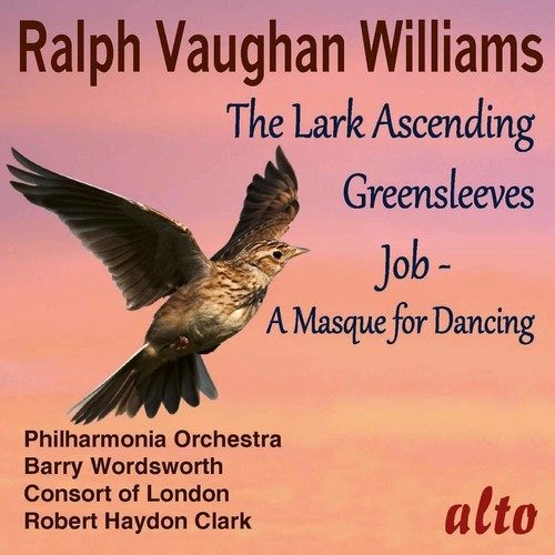 Vaughan Williams:The Lark Ascending Greensleeves; Job (A Masque For Dancing)