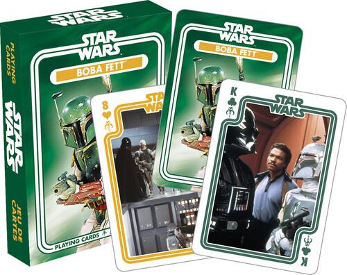 - Star Wars Boba Fett Playing Cards