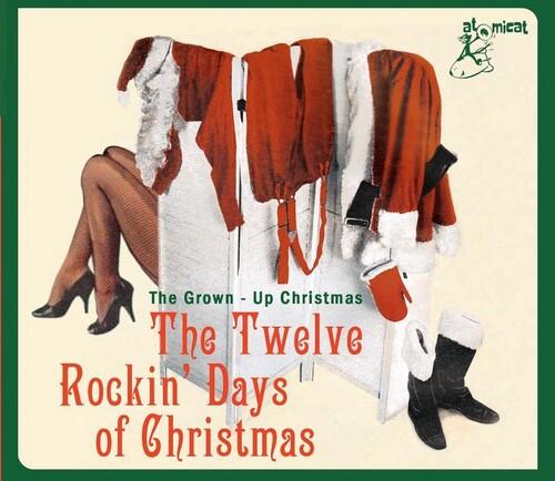 Twelve Rockin' Days Of Christmas
