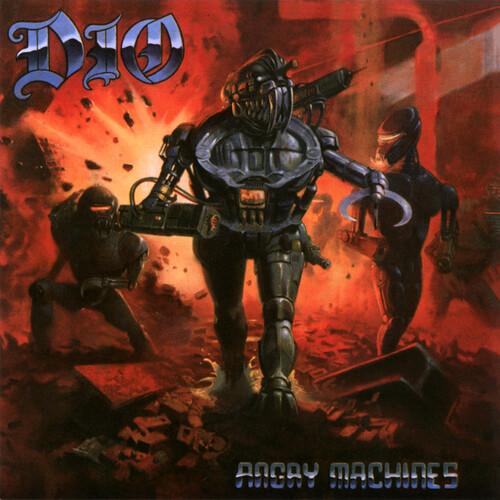 Angry Machines