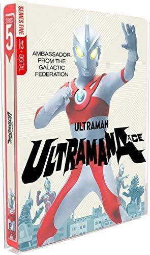 Ultraman Ace: Complete Series