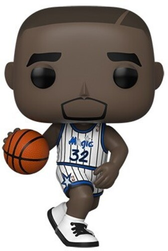 Legends-Shaquille-O-039-Neil-Magic-Home-Funko-Pop-Nba-Toy-New