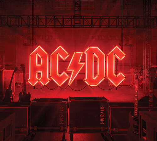 AC/DC - Power Up [Limited Edition Deluxe Lightbox]