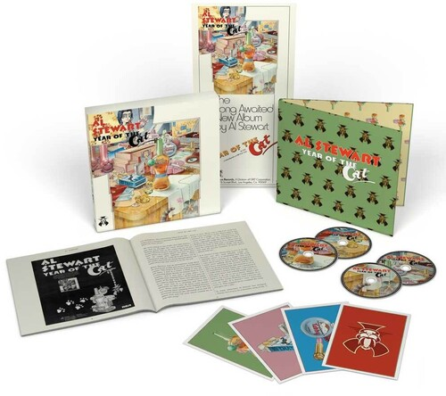 Year Of The Cat: 45th Anniversary Deluxe Edition [Import]