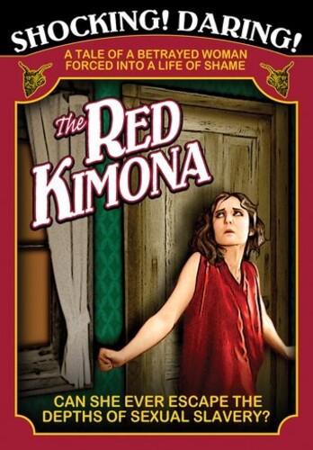 Red Kimona