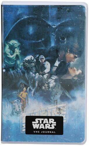 STAR WARS EMPIRE STRIKES BACK VHS REPLICA JOURNAL
