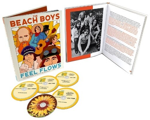 """""""Feel Flows"""" The Sunflower & Surf's Up Sessions 1969-1971 [5 CD Box Set]"""