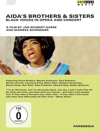 Aida's Brothers & Sisters: Black Voices in Opera