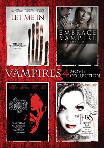 Vampires 4 Pack