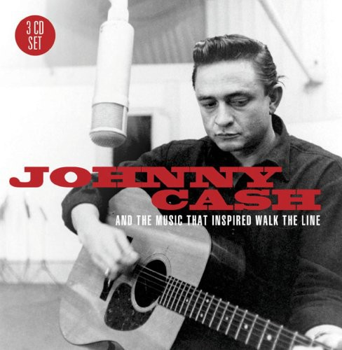 Music That Inspired Walk the Line [Import]