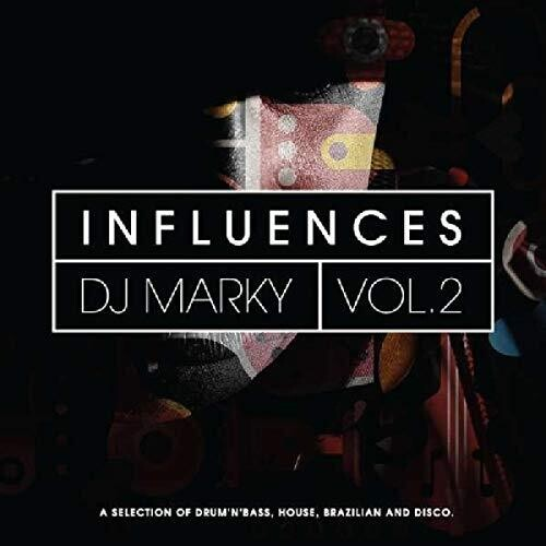 Dj Marky: Influences 2 /  Various