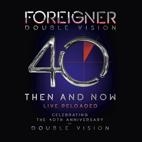 Foreigner - Double Vision: Then And Now [2LP/CD]