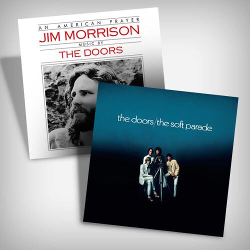 Doors Vinyl Bundle