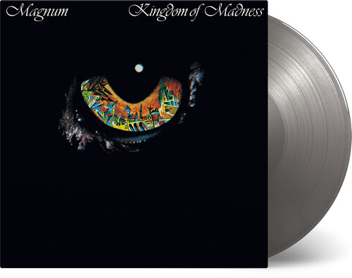 Kingdom Of Madness [Limited Silver Colored Vinyl] [Import]