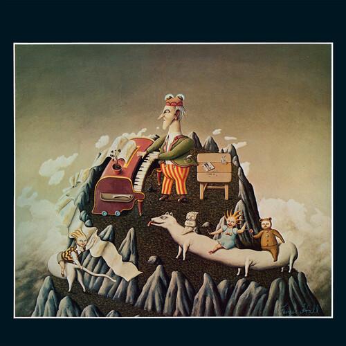 King Crimson - Rarities (Remixed By Steven Wilson & Robert Fripp) (Ltd 200gm Vinyl)