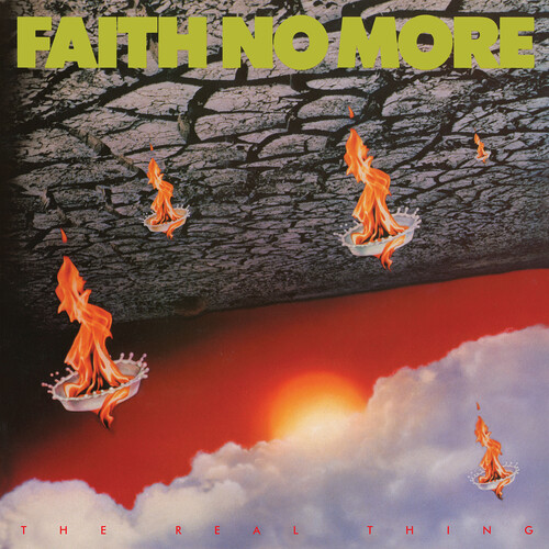 Faith No More - The Real Thing [Rocktober 2020 LP]