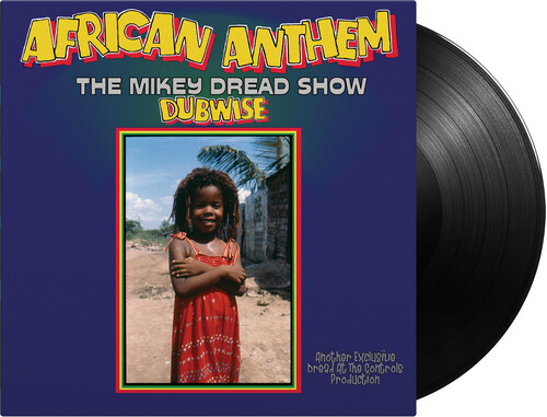 Mikey Dread - African Anthem Dubwise: The Mikey Dread Show [180-Gram Black Vinyl]