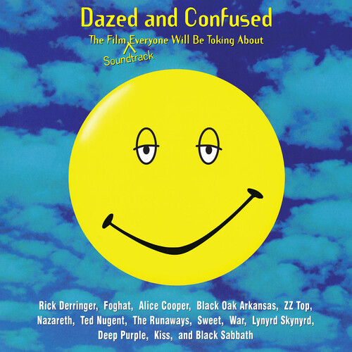 Dazed And Confused (Music From The Motion Picture) - Dazed And Confused (Music From The Motion Picture)