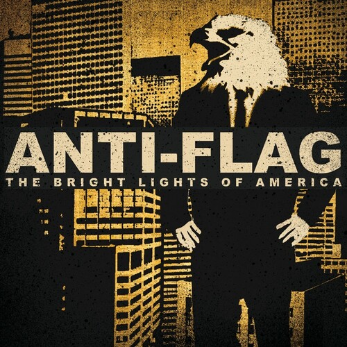 Anti-Flag - Bright Lights Of America [Colored Vinyl] (Gate) [Limited Edition] [180 Gram]