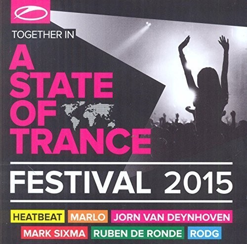 State of Trance Festival 2015 [Import]