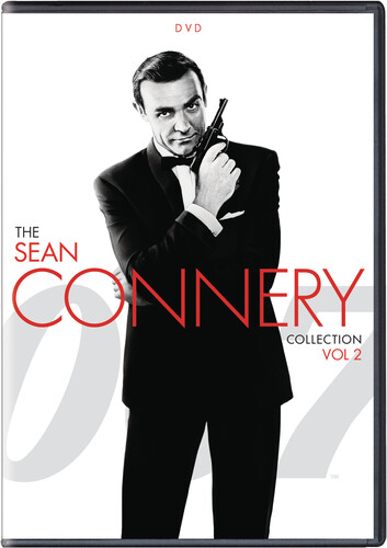 James Bond: The Sean Connery Collection Volume 2