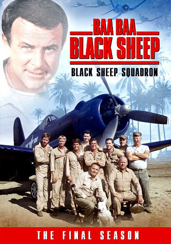Baa Baa Black Sheep (Black Sheep Squadron): Season Two (The Final Season)