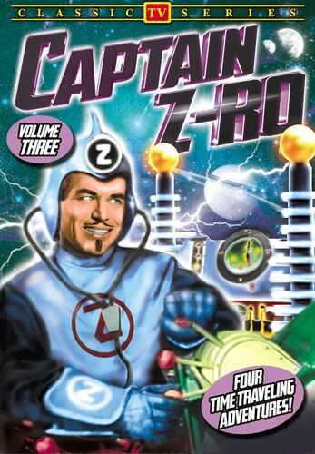 Captain Z-ro: Volume 3