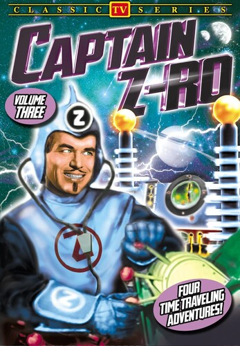Captain Z-ro: Volume 3