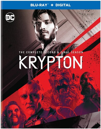 Krypton: The Complete Second & Final Season (DC)
