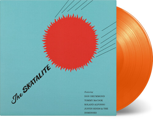 Skatalites - Skatalite [Colored Vinyl] [Limited Edition] (Org) (Hol)