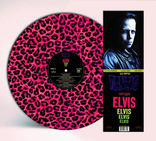 Danzig - Sings Elvis (Leopard Print Version) [Colored Vinyl]
