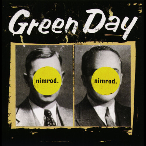 Green Day - Nimrod: 20th Anniversary Edition [Rocktober 2020 Bright Yellow 2LP]