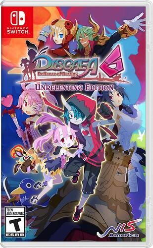 Disgaea 6: Defiance of Destiny for Nintendo Switch