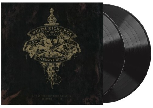 Live At The Hollywood Palladium   180g 2LP (Black Vinyl)