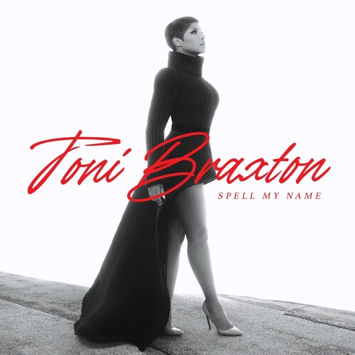 Toni Braxton - Spell My Name [LP]