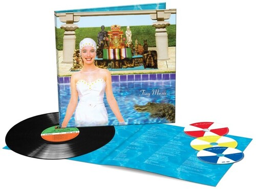 Tiny Music... Songs From The Vatican Gift Shop (Super Deluxe Edition)(3CD)(1LP)