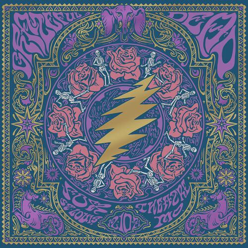 Grateful Dead - Fox Theatre St Louis Mo 12/10/71 (Live) (Box)