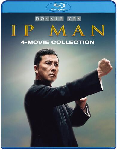 Ip Man: 4-Movie Collection