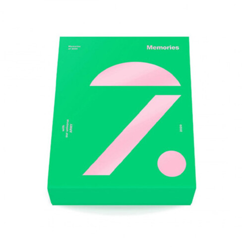 Memories of 2020 (7 Blu-Ray Set) (Region All) (incl. 7pc 4x6 Photo Set, Paper Photocard Frame + Photocard) [Import]