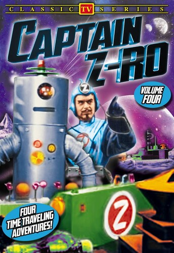 Captain Z-ro: Volume 4