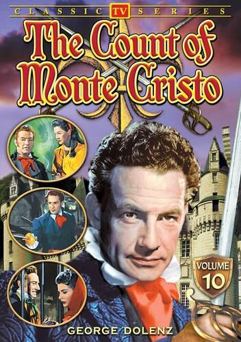 The Count Of Monte Cristo, Vol. 10