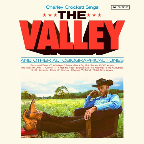 Charley Crockett - The Valley [LP]