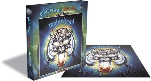 - Motorhead Overkill (500 Piece Jigsaw Puzzle)